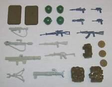 1984 GI/G.I Joe Battle Gear ACCESSORY PACK #2 24 weapons 100% complete Cobra JTC