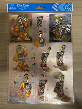 DUFEX Die Cuts - Oriental 4 ** MULTIBUY OPTIONS AVAILABLE **