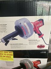 Ridgid 35473 K 45af Powered Corded Drain Cleaner With Autofeed New