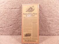 Dec 1926 News Actricle  5x11 Something New In Tractors McCormick-Deering Farmall