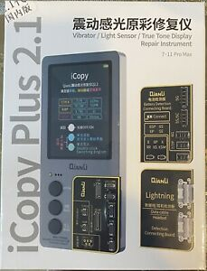 Qianli iCopy Plus 2.1 iPhone 7~11 Pro Max.True Tone/Vibrator/Battery Programmer