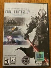 Final Fantasy Xiv Online: Complete Edition (Pc, 2017) New, Sealed, Ships Free