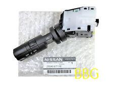 Multi Function Signal Steering Column Switch Nissan OEM Frontier 25540-ET11E