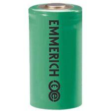 Emmerich 651242 ER 14335 Lithium 2/3 AA Size 3.6V 1600mAh Battery