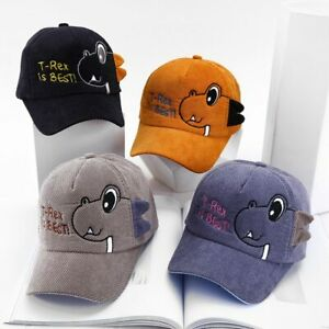 Cute Infant Toddler Kids Baby Caps Girl Boys Summer Sun Hats Cotton Baseball Cap