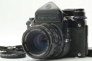 <Excellent+++++> Pentax 6x7 TTL MF Camera w/ smc T 90mm f/2.8 Ship by FedEx