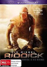 RIDDICK : NEW DVD