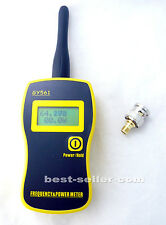Gy-561,Portable Frequency Counter and Power Meter� for Ham Radio (1Mhz-2400Mhz)