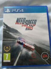 NEED FOR SPEED RIVALS (PS4 GAME)