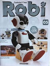 Robi Robot Vol 5 De Agostini NUOVO NEW