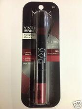 Max Factor Vivid Impact Highlighting Mascara Burning Bordeaux #909 NEW.