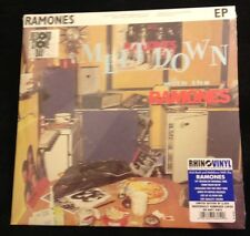 Ramones - Meltdown with the Ramones Navy Vinyl RSD Record Store Day 2014 Sealed