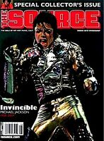 Michael Jackson Magazine The Source Tribute 2009 MT Rare Thriller King Of Pop