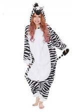 Orig.KIGURUMI SAZAC JAPAN ZEBRA Cosplay Schlafanzug onesie Party Kostüm Fasching