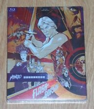 Flash Gordon - Mondo (blu-ray) Steelbook. NEW & SEALED (US import)