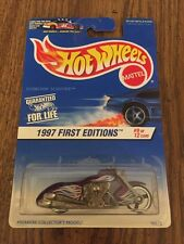 Hot Wheels 1997 FIRST EDITION #9 OF 12 SCORCHIN' SCOOTER