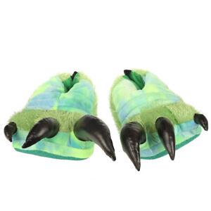 Chausson Enfant Fille Peluche Pantoufle Fille Chausson Gar/çon Chaussons Hiver Animaux Dinosaure Slippers Chaussons B/éb/é Antid/érapant Chaussures pour Fille Garcon