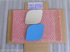 C901L 02-09 DODGE RAM pickup BLIND-SPOT UPPER TOWING Mirror Glass + Adhesive LH