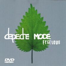 Depeche Mode DVD Single Freelove - Benelux (M/M)