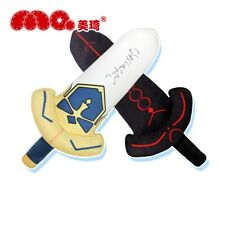 Anime Fate Stay Night Saber Excalibur Sword Plush Soft Pillow Toy Cushion