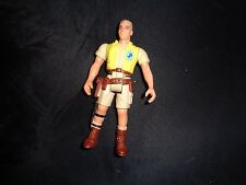 VINTAGE KENNER 1993 JURASSIC PARK ROBERT MULDOON LOOSE ACTION FIGURE 1993 SERIES