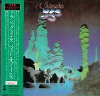 "Yes ""Classic Yes"" Japan LTD Mini LP CD w/OBI"