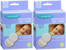 2 Packs Of Lansinoh Soothies Reusable Gel Pads For Breastfeeding, 2 Count Each