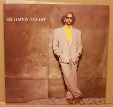 "Eric Clapton ‎– Bad Love / Warner Bros. Records ‎– W2644T / 1989 12"" Vinyl EP"