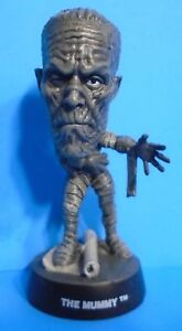 SILVER SCREEN UNIVERSAL MONSTERS LITTLE BIG HEADS THE MUMMY EX CONDITION