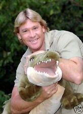 Steve irwin The Crocodile Hunter10x8 Photo Toy