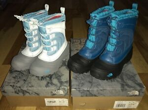 The NORTH Face TNF Girl 1 2 3 4 ALPENGLOW IV Snow BOOTS Winter INSULATED New NIB