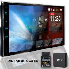 Tristan Auron Android AUTORADIO mit Navigation NAVI BLUETOOTH USB GPS OBD DAB