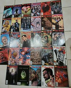 THE BOYS (Lot Of 29) mixed Variant (Dynamite) comic books
