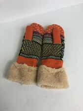 Knit Winter Mittens