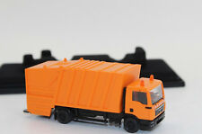 Wiking 774 29 Voiture poubelle de presse (MAN TGL) Control87 077429 orange 1:87
