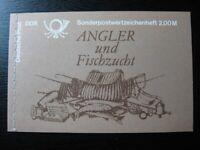 DDR EAST GERMANY Mi. #MH 9 mint MNH stamp booklet! CV $9.00