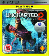 Uncharted 2: Among Thieves (Playstation 3) New (2009)