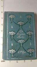 An Original Belle / An Unexpected Result by E. P. Roe, 1885/1892 Dodd, Mead & Co