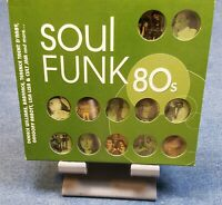 Soul Funk 80s by Various Artists (CD, May-2003, Madacy) Juke Stock Never Played!