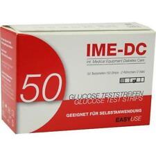 IME DC GLICEMIA STRISCE TEST 50 ST