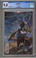 Infinity 5 CGC 9.8 Lee Variant Black Order Avengers Thanos Proxima Midnight Drax