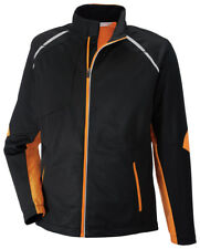 North End Sport Men's Performance Soft Shell Sports Polyester Jacket. 88654
