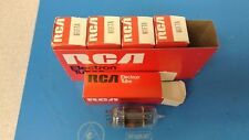 Lot of 5 pcs 6Gf7A Rca Vintage Tube With Nos In Box