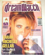 Dreamwatch Magazine Sarah Michelle Gellar September 1999 040115R