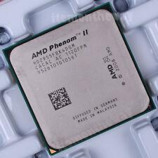 Original AMD Phenom II X4 955 HDZ955FBK4DGM Prozessor 3.2 GHz AM3 Sockel