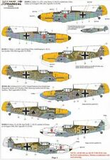 Xtradecal 1/48 Battle of Britain Luftwaffe # 48087