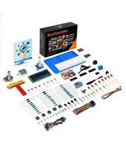 SunFounder Super Starter Learning Kit V3.0 for Arduino 3, 2 Model B & Book