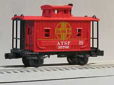LIONEL JUNCTION SANTA FE BOBBER CABOOSE O GAUGE 35792 train car 6-83266 C NEW