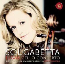 Sol Gabetta - Elgar: Cello Concerto In E Minor [CD]