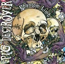 FREE US SHIP. on ANY 3+ CDs! NEW CD PIG DESTROYER: Phantom Limb Clean